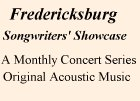 Fredericksburg Songwriters' Showcase