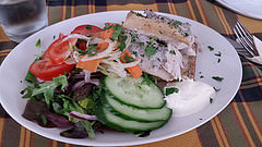 Sardine Salad at Pingvenin